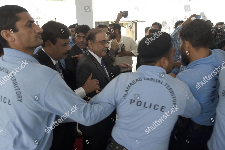 Asif Ali Zardari C cochairman Pakistan People Editorial