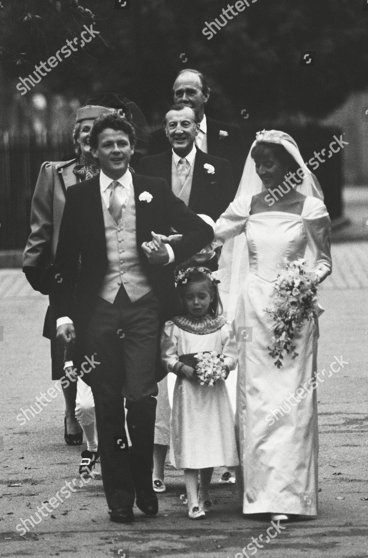 Bride Groom Amanda Knatchbull Charles Ellingworth Editorial