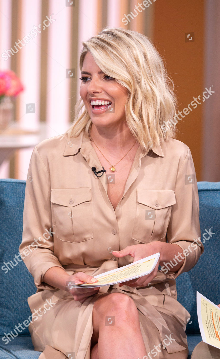 Mollie king this morning tv show in london - 2019 year