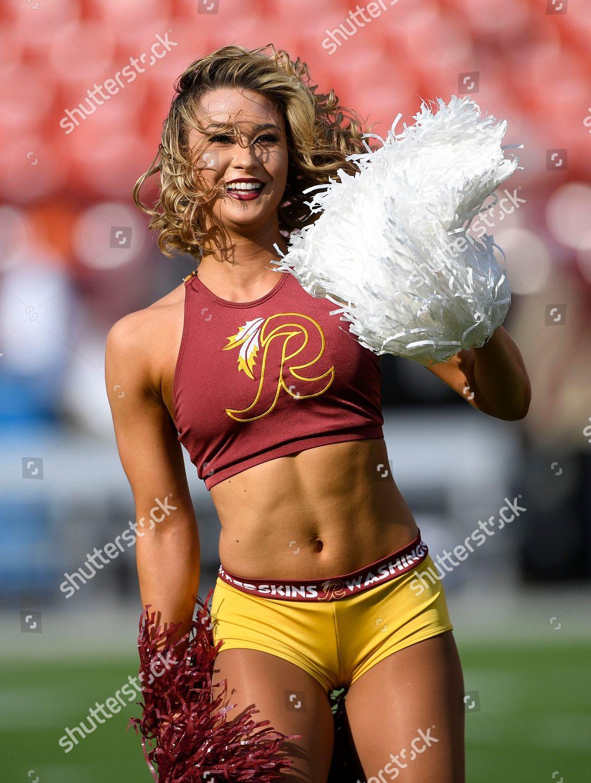 Nfl cheerleader oops