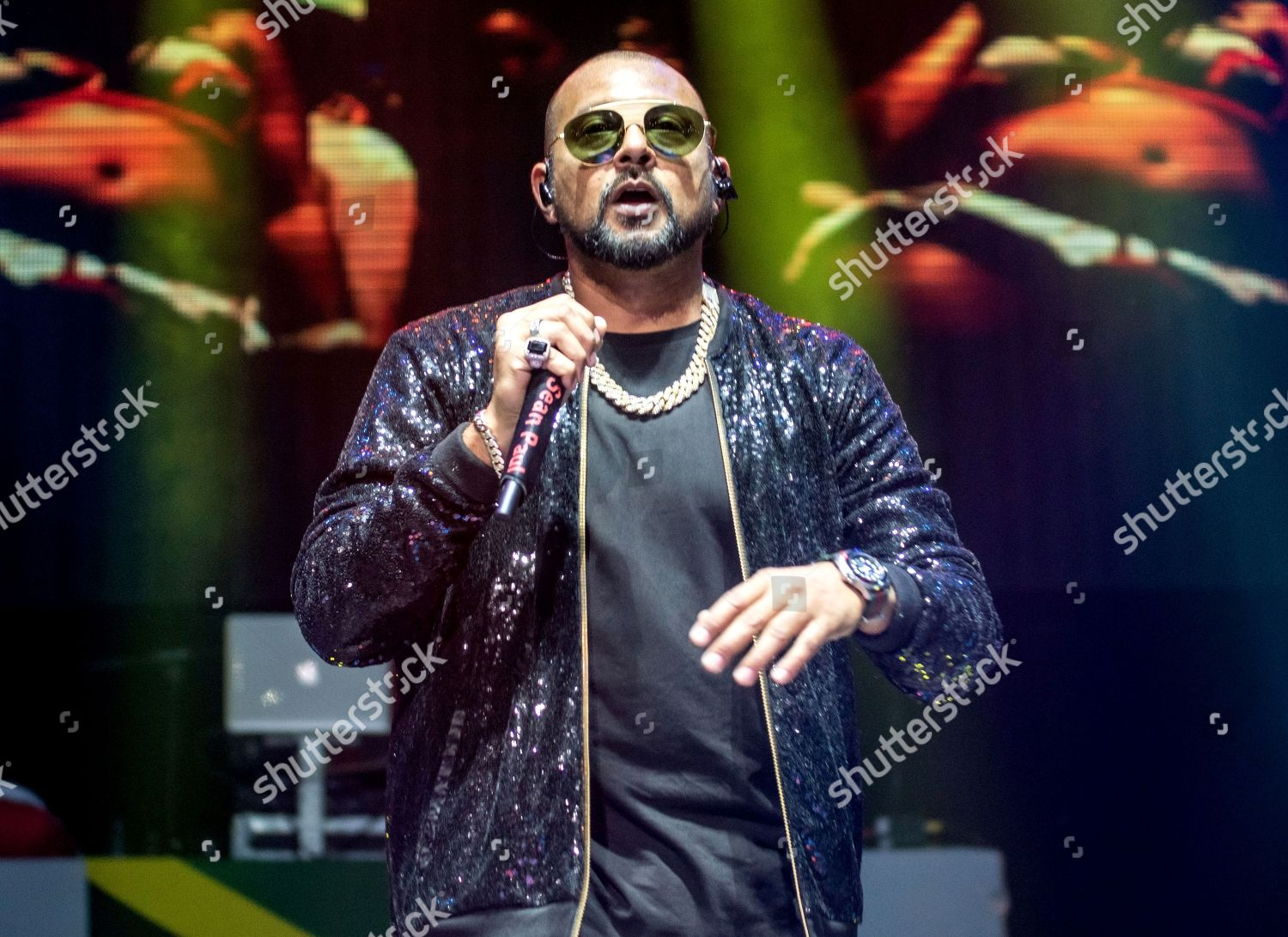 Sean Paul Editorial Stock Photo - Stock Image | Shutterstock