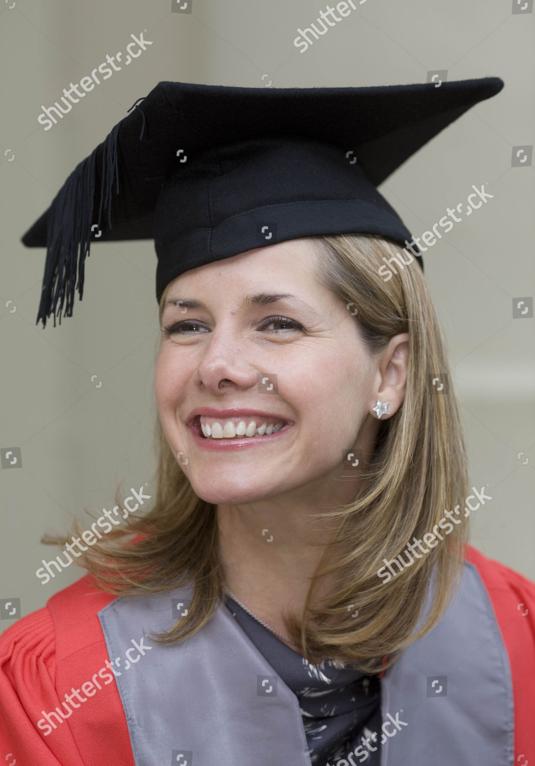 Ballerina Darcey Bussell receives honorary Doctor of Letters degree from Oxford University, Britain - 18