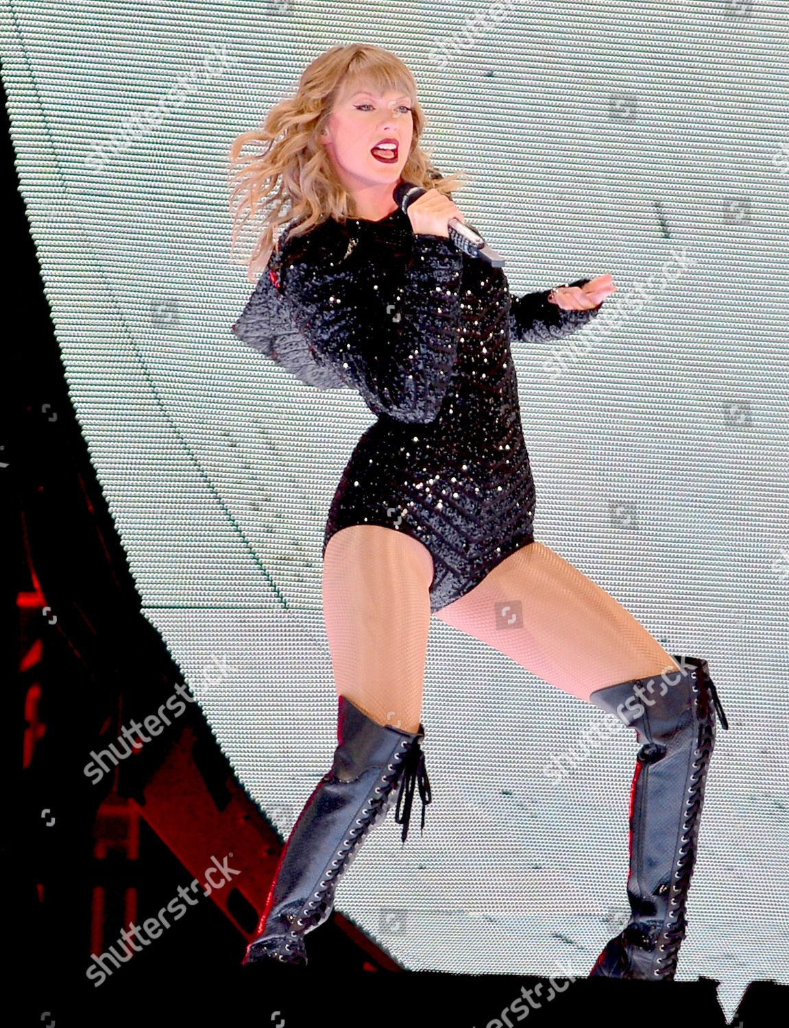 Taylor Swift Editorial Stock Photo Stock Image Shutterstock