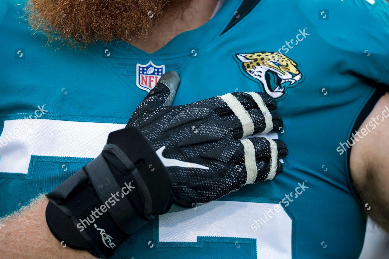 pretty nice 7f80e 02db7 Jacksonville Jaguars offensive tackle William Poehls 75 ...