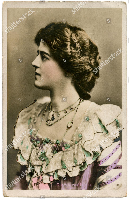 Gertrude Elliott