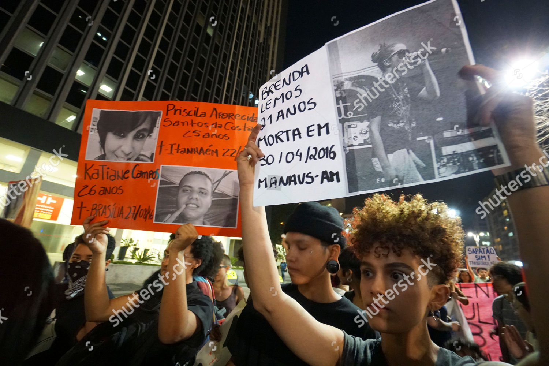 KRISTINA: Lesbian brasilia