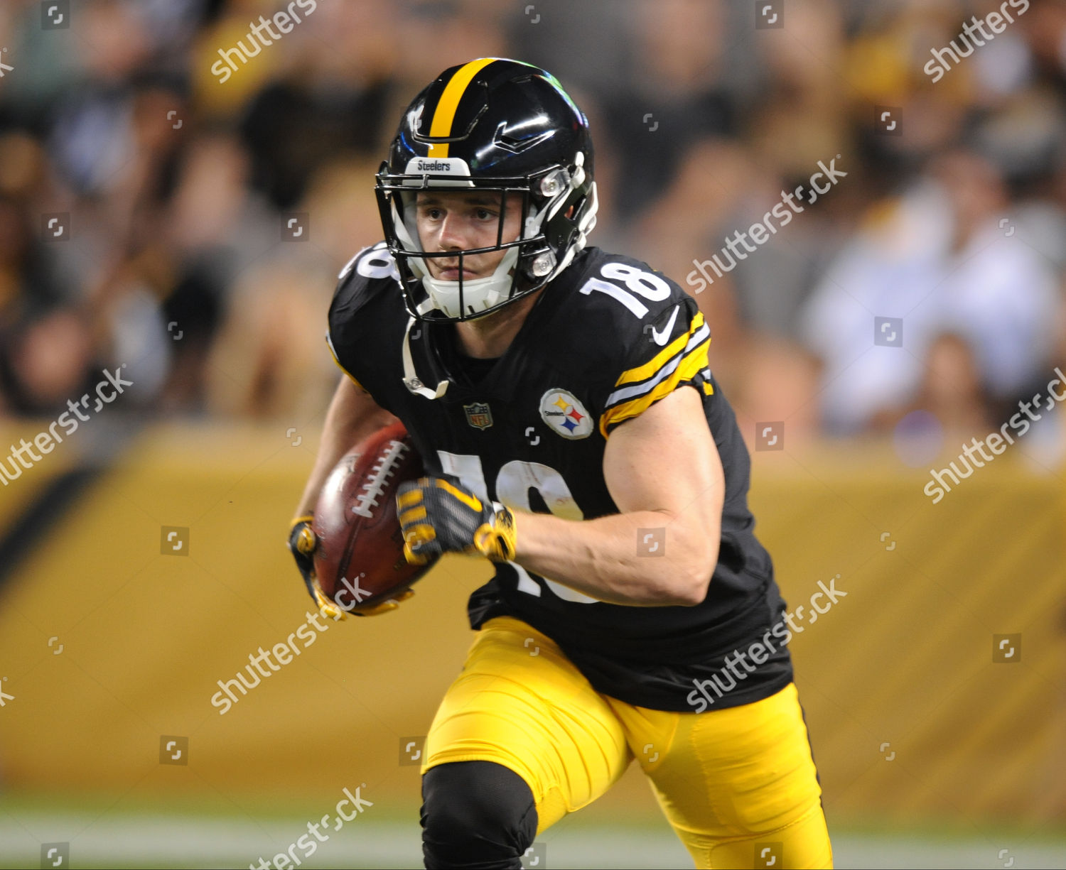 low priced c31da a59ce th Steelers 18 Ryan Switzer during Pittsburgh Editorial ...