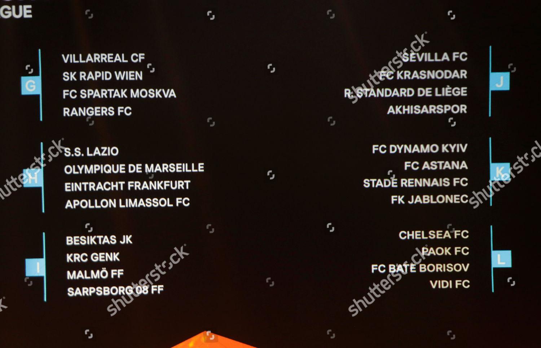 Download Uefa Europa League Draw