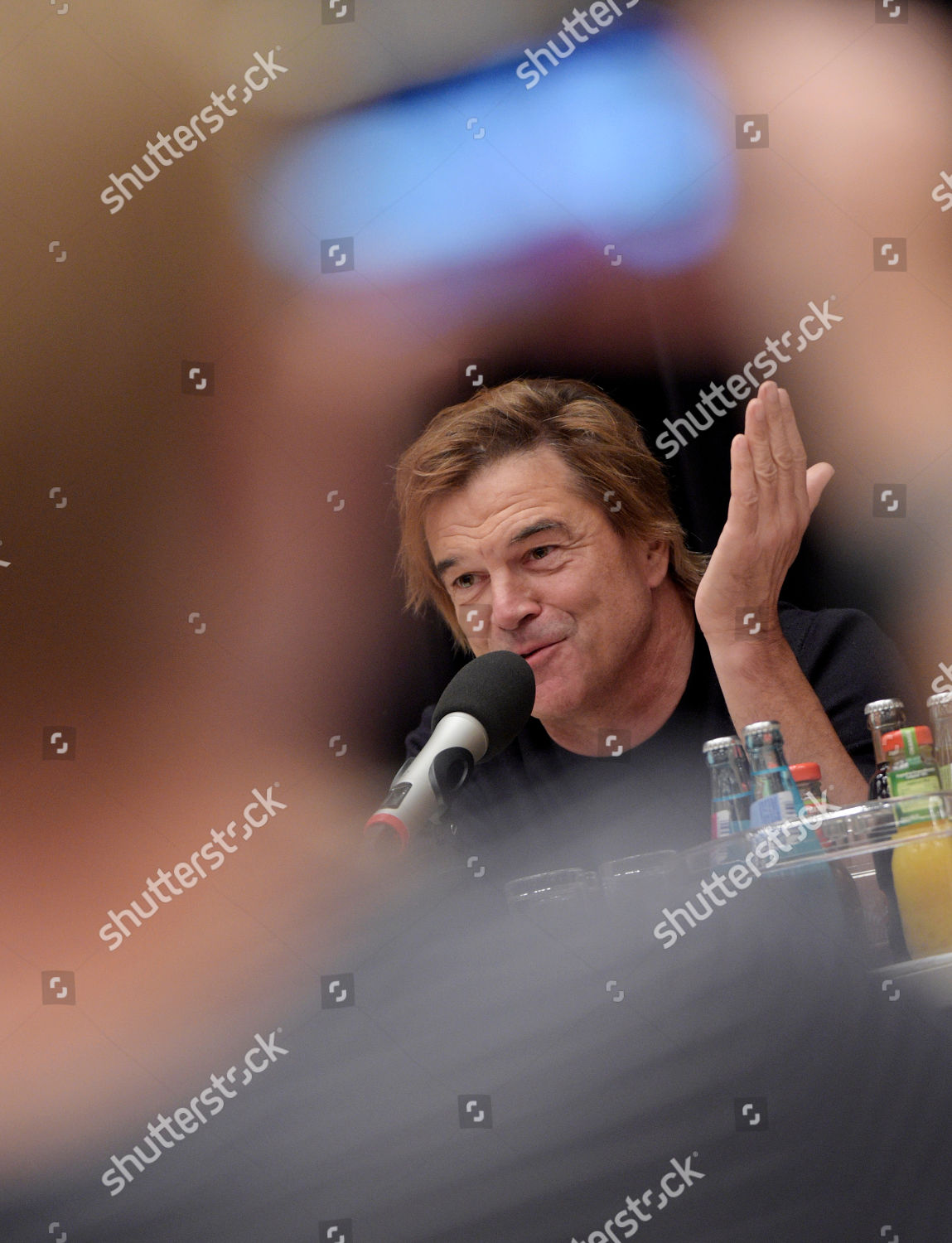 Campino German band Die toten Hosen attends Editorial Stock Photo