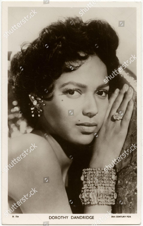 dorothy dandridge 1923 1965 american film actress editorial