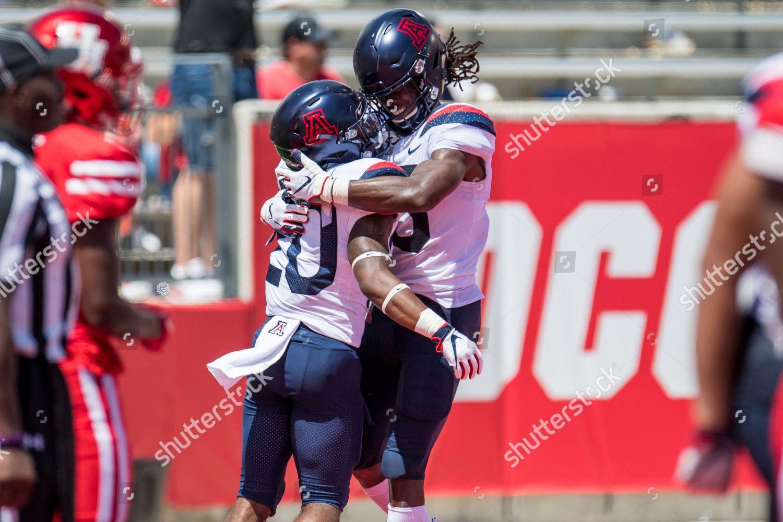 Arizona Wildcats Running Back Darrius Smith 20 Editorial Stock Photo Stock Image Shutterstock