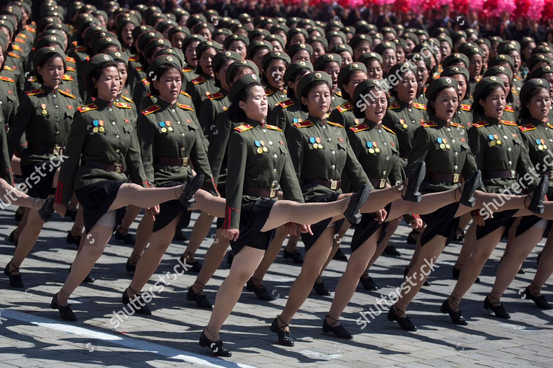 Stock photo of Anniversary, Pyongyang, North Korea - 09 Sep 2018
