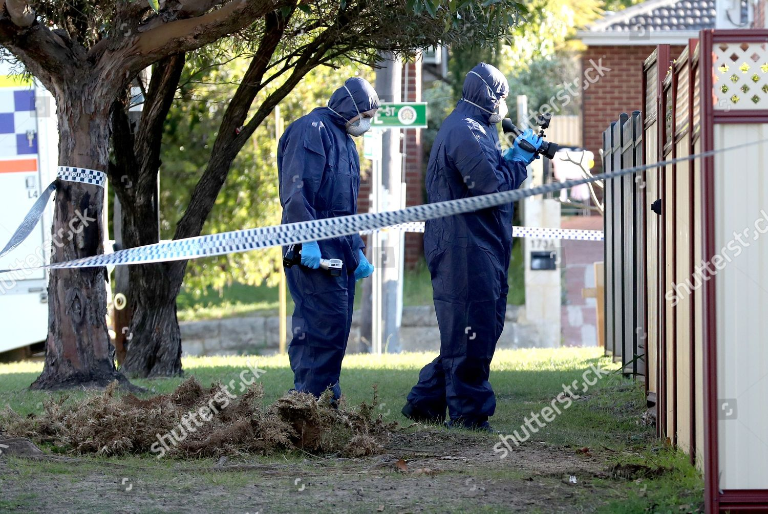 b8d9003118 Stock photo of Up to five bodies found at a property in Perth s  north-eastern