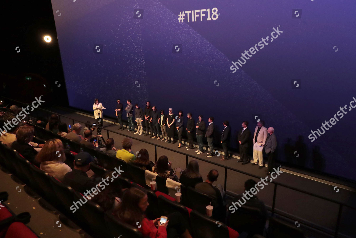 Stock photo of Universal Pictures' 'First Man' screening at the Toronto International Film Festival, Toronto, Canada - 09 Sep 2018