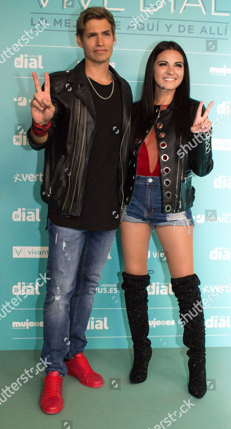 ¿Cuánto mide Maite Perroni? - Real height Vive-dial-concert-photocall-madrid-spain-shutterstock-editorial-9878448u