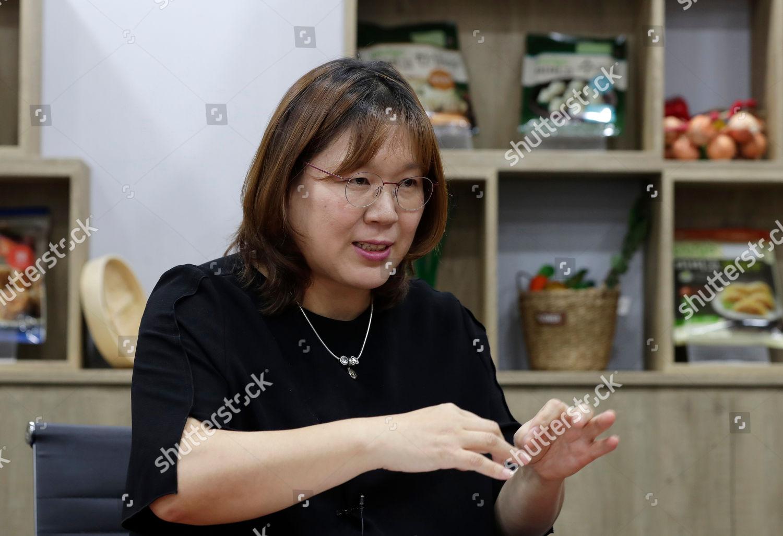 Cho Gun Ae dumpling researcher CJ CheilJedang Editorial
