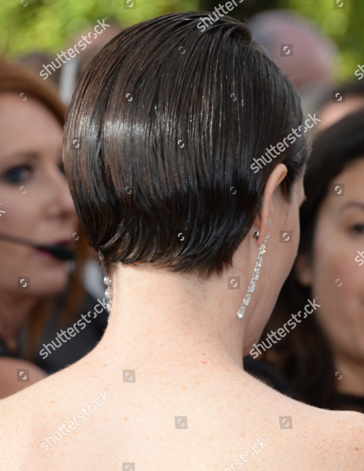 Claire Foy Hair Detail Editorial Stock Photo Stock Image Shutterstock