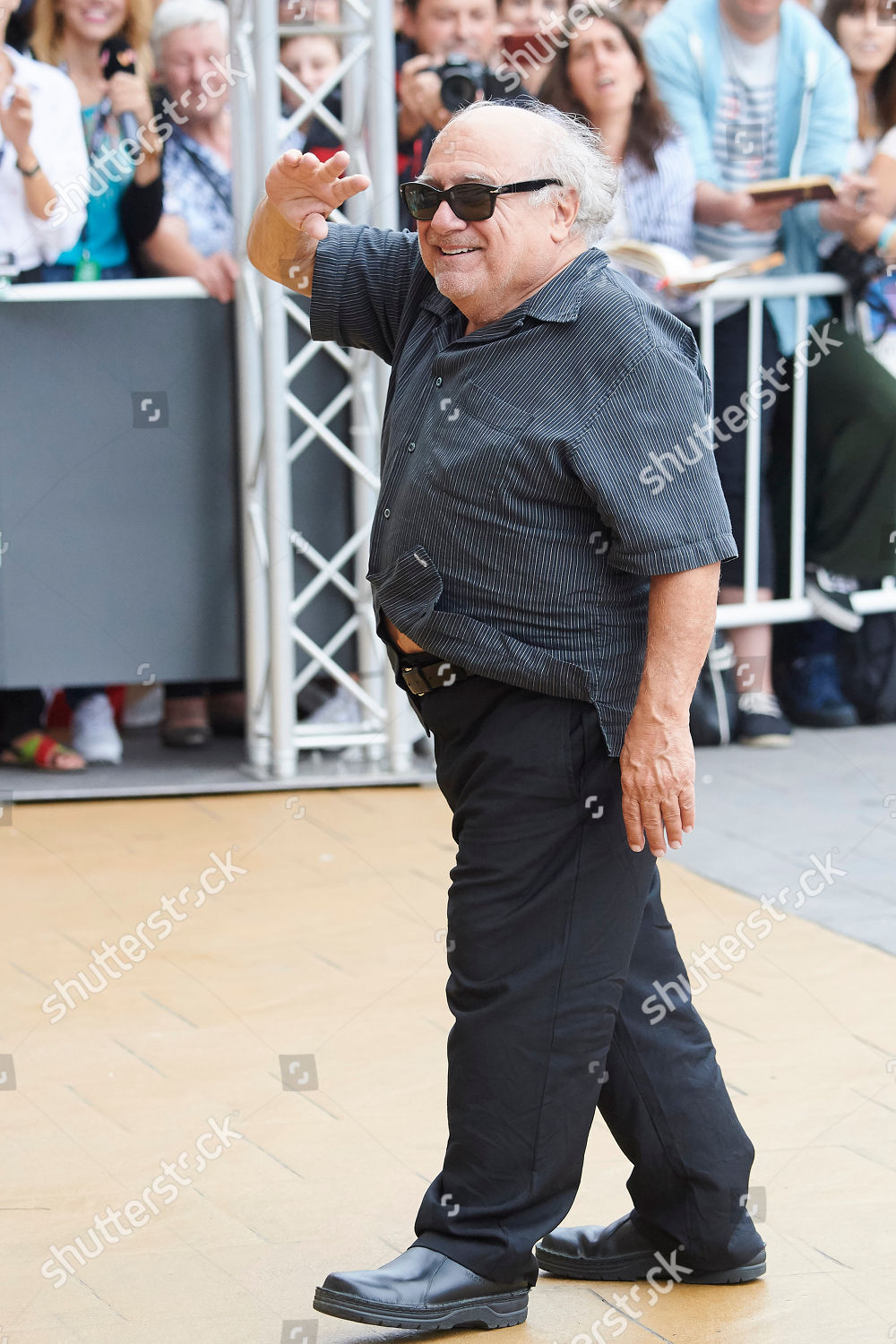 Danny Devito Coming Out Of A Couch