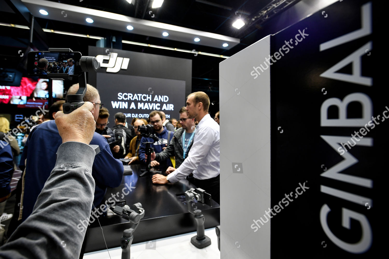 visitor tests gimbal stabilisator smartphones dji Hasselblad