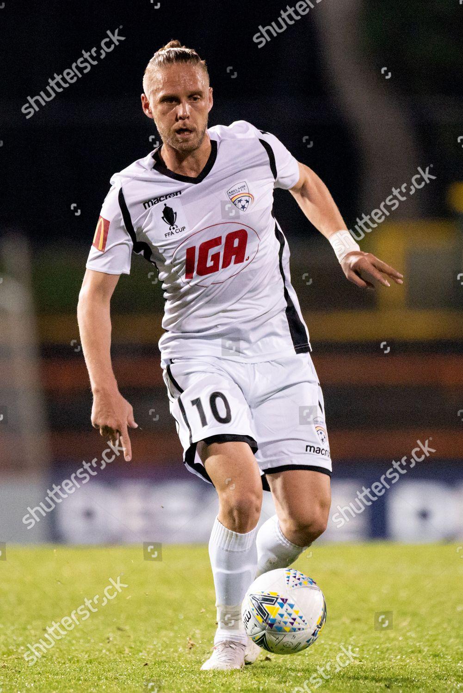 Adelaide United forward Ken 10 FFA Cup Editorial Stock Photo