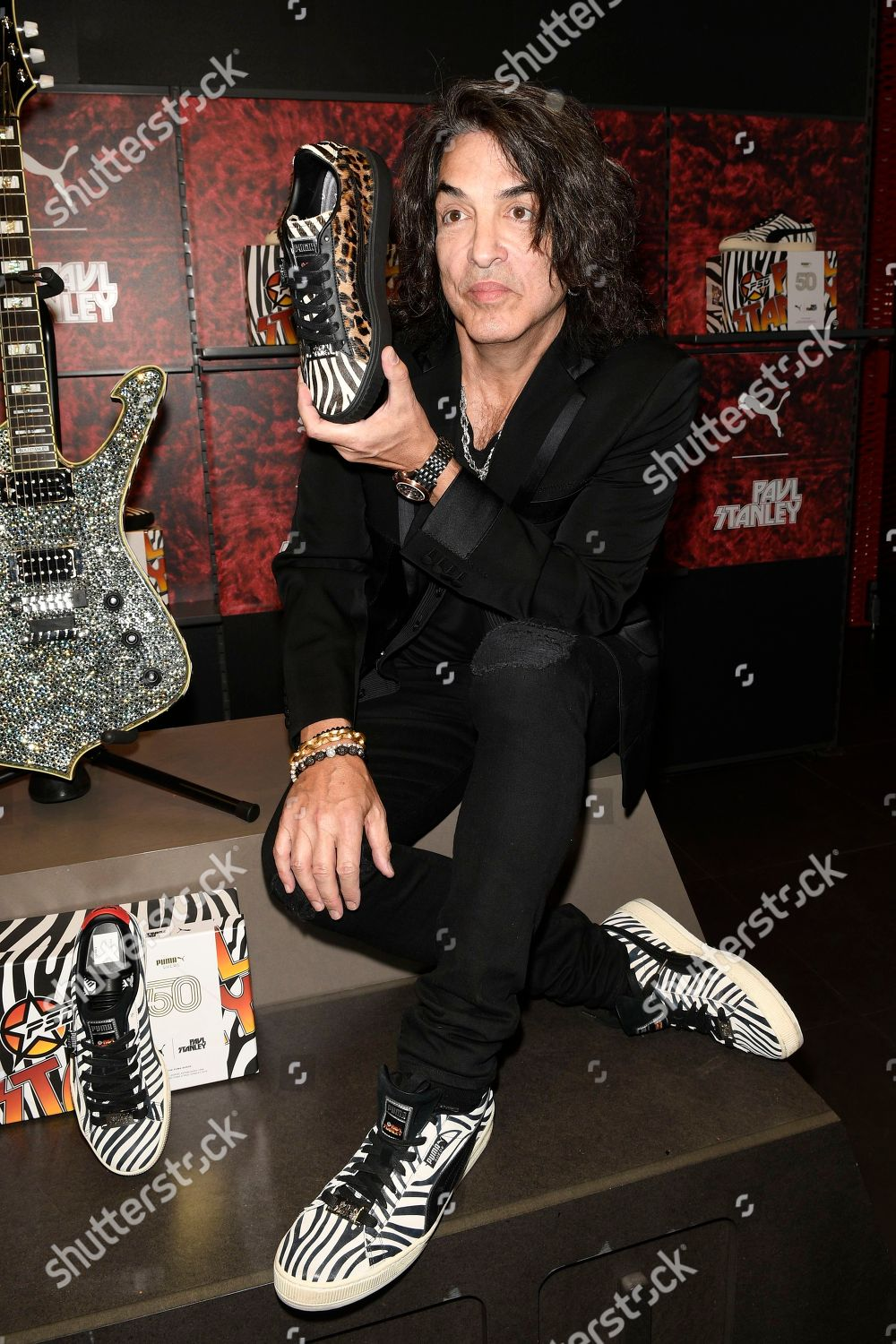 online store eb697 7e147 Paul Stanley Editorial Stock Photo - Stock Image | Shutterstock