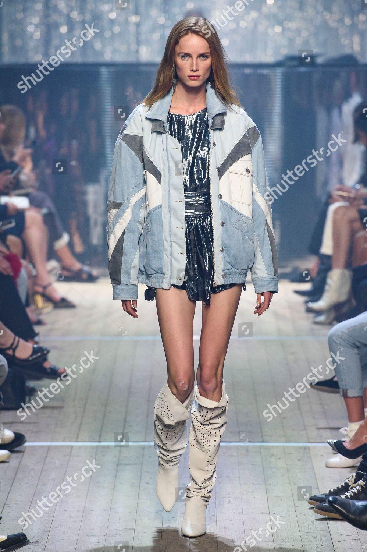 Rianne Ten Haken Van Rompaey On Catwalk Stock Photo 9903697a