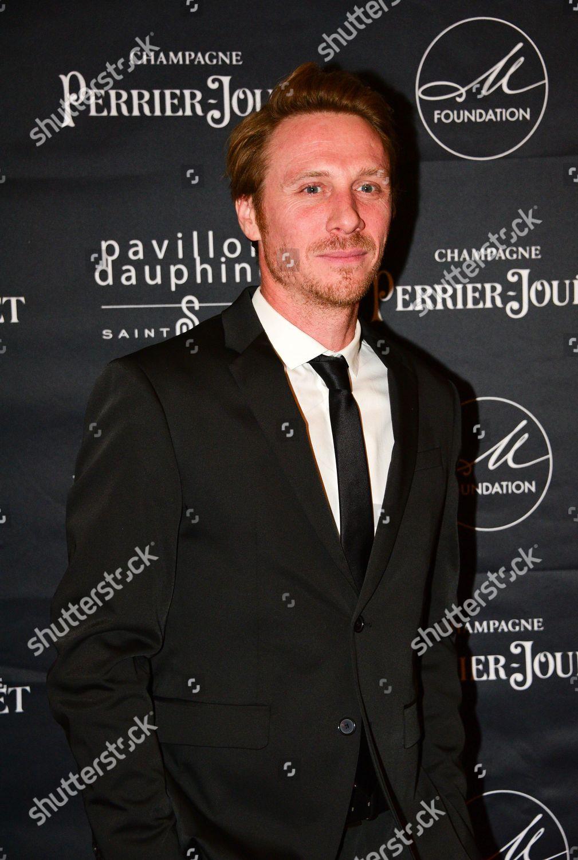 M Foundation gala dinner, Paris, France - 01 Oct 2018