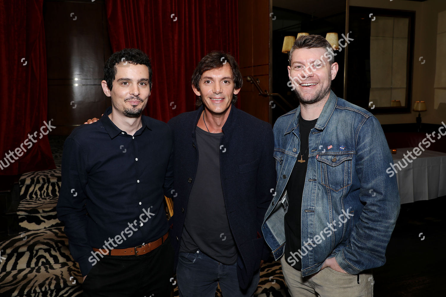Stock photo of New York Special Screening After Party for Universal Pictures 'First Man', USA - 03 Oct 2018