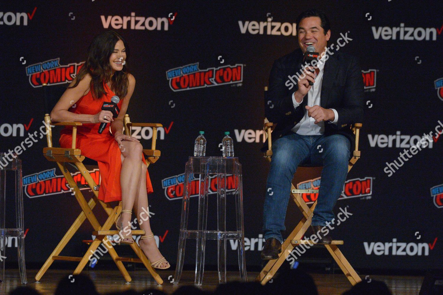 Teri Hatcher Dean Cain Editorial Stock Photo - Stock Image
