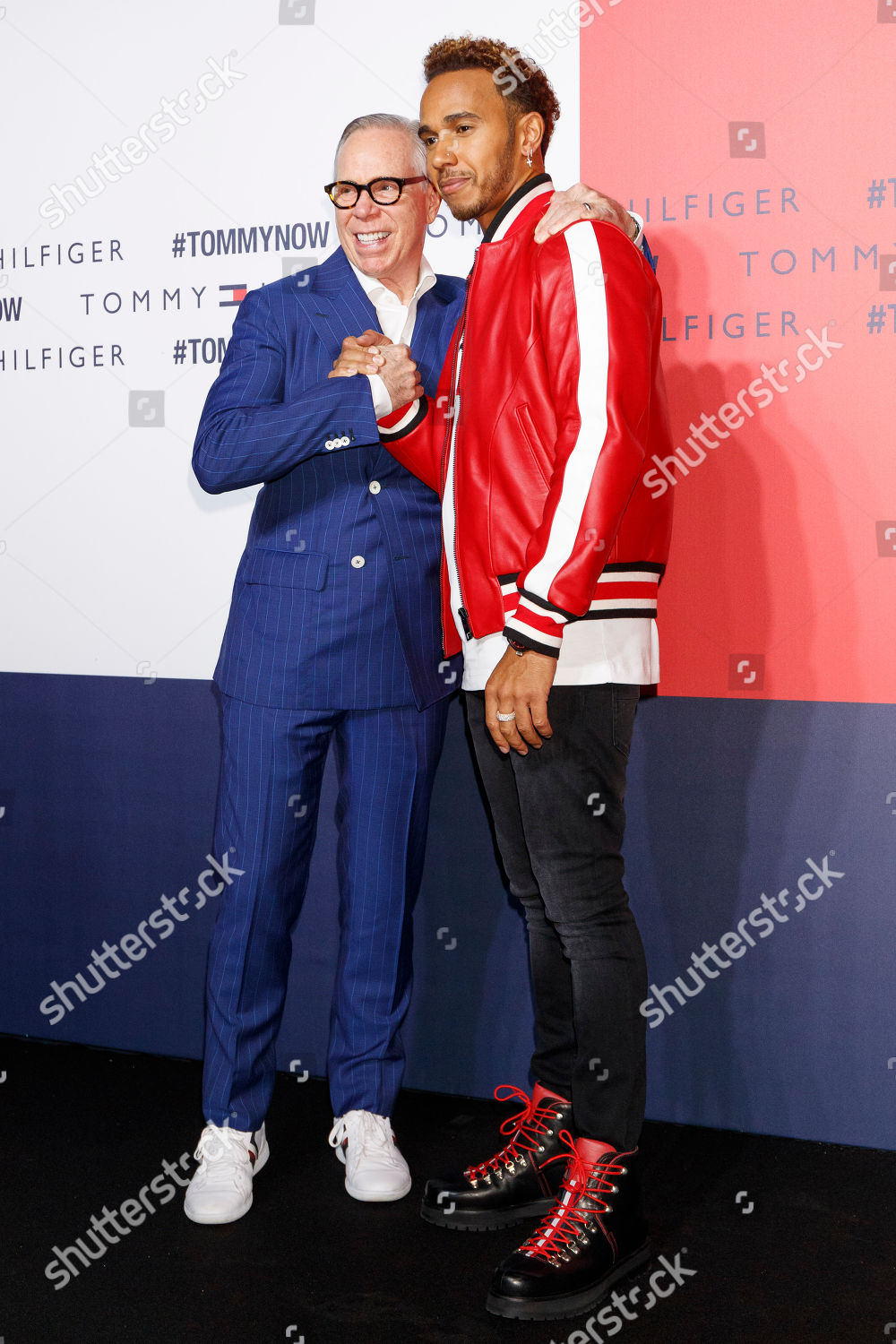 7382d53d 'Tommy Hilfiger presents Tokyo Icons', Japan Stock Image by Aflo for  editorial use, Oct 8, 2018