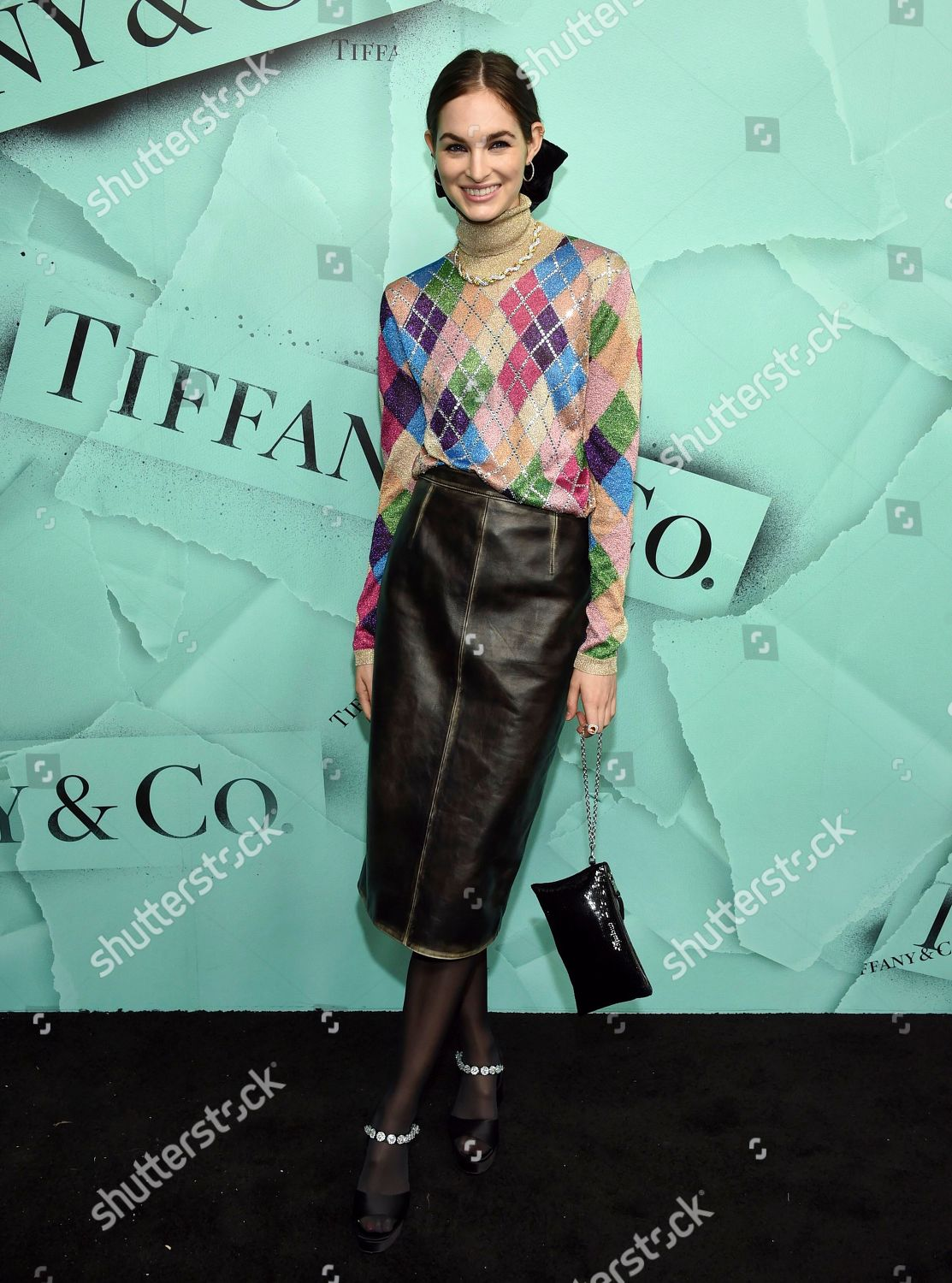 fe98ad31a258 Stock photo of Tiffany and Co. 2018 Blue Book Collection Celebration