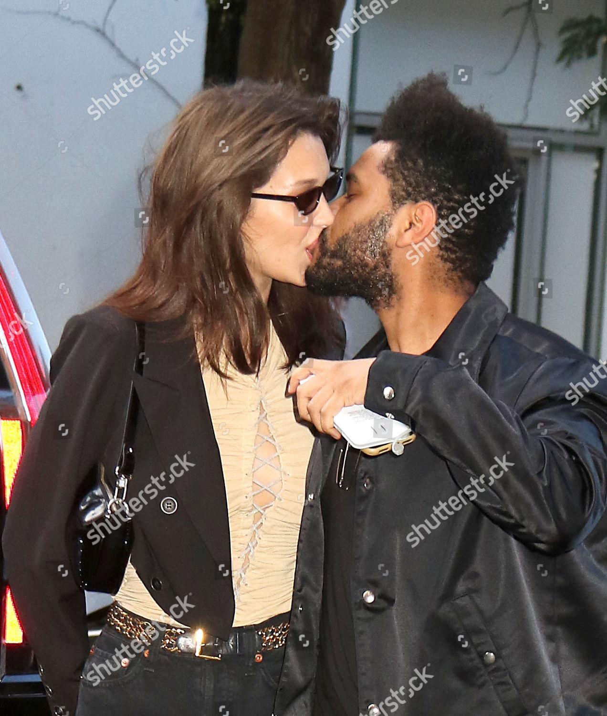Weeknd 2018 who dating is the Bella Hadid