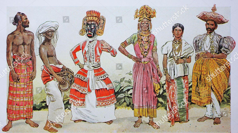 Clothing Fashion India Modern History Inhabitants Island Editorial Stock Photo Stock Image Shutterstock