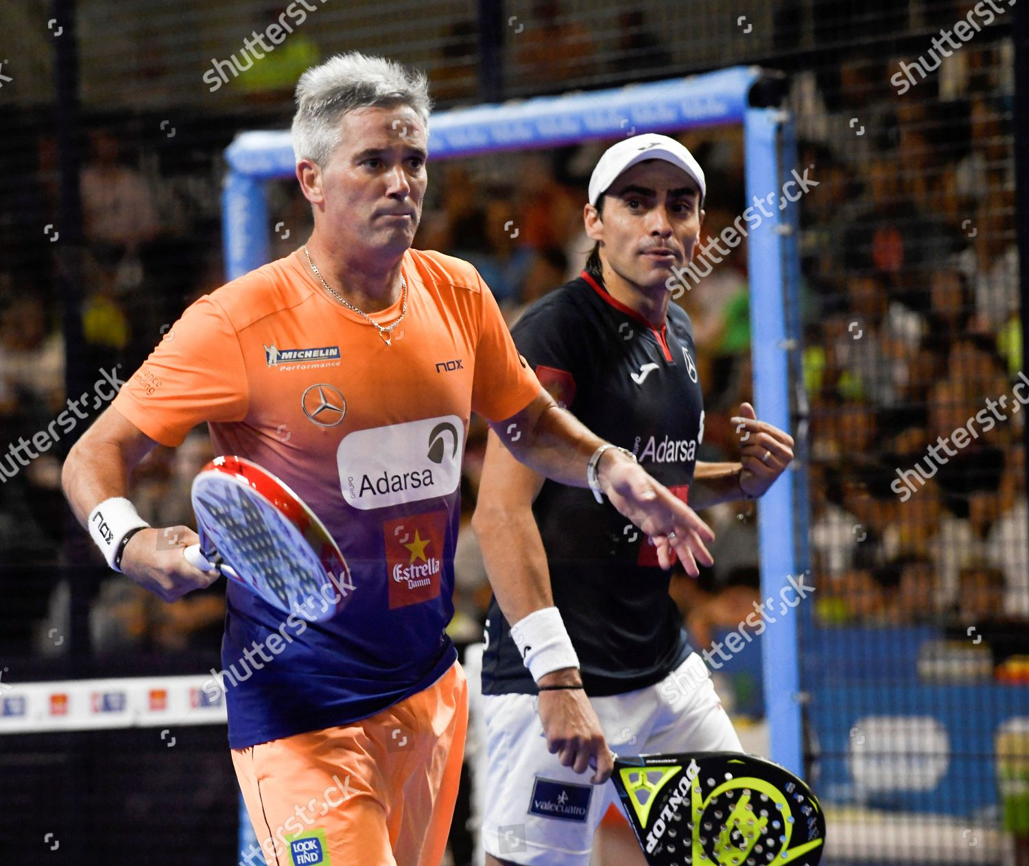 Argentinians Juan Mieres R Miguel Lamperti L Editorial Stock Photo