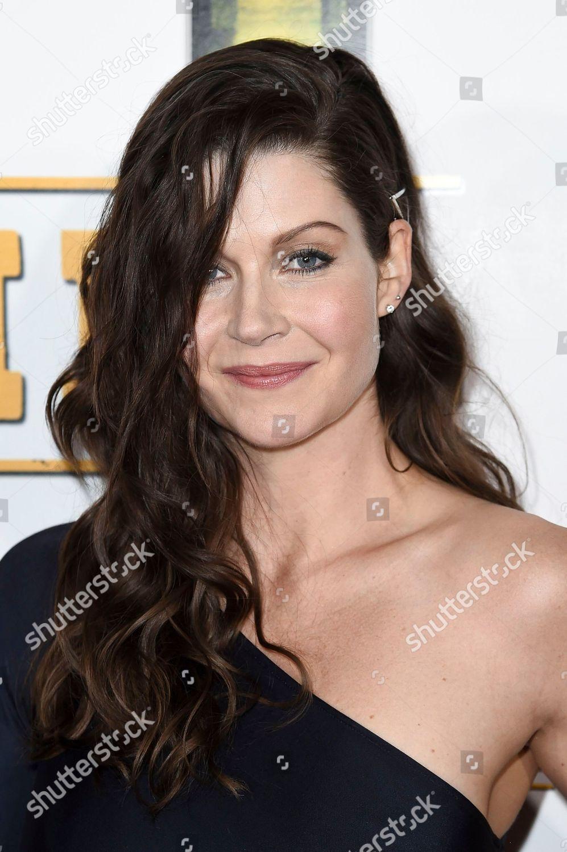 Stephanie Beran attends LA premiere Big Kill Editorial