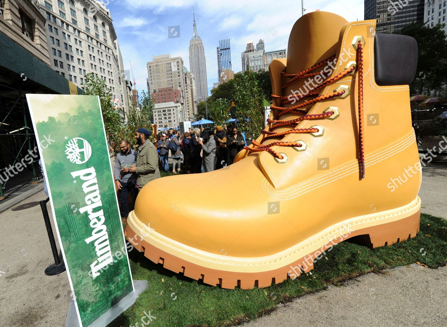 Timberland celebrates 45 years in NYC - fashionunited.com