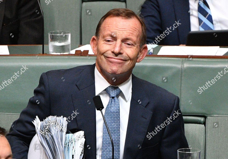 Former Australian prime minister Liberal Member Warringah