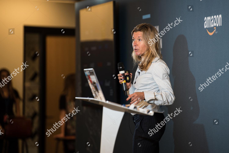 Amazon Noel Sophie Noel General Manager Amazon Alexa Europe Editorial Stock