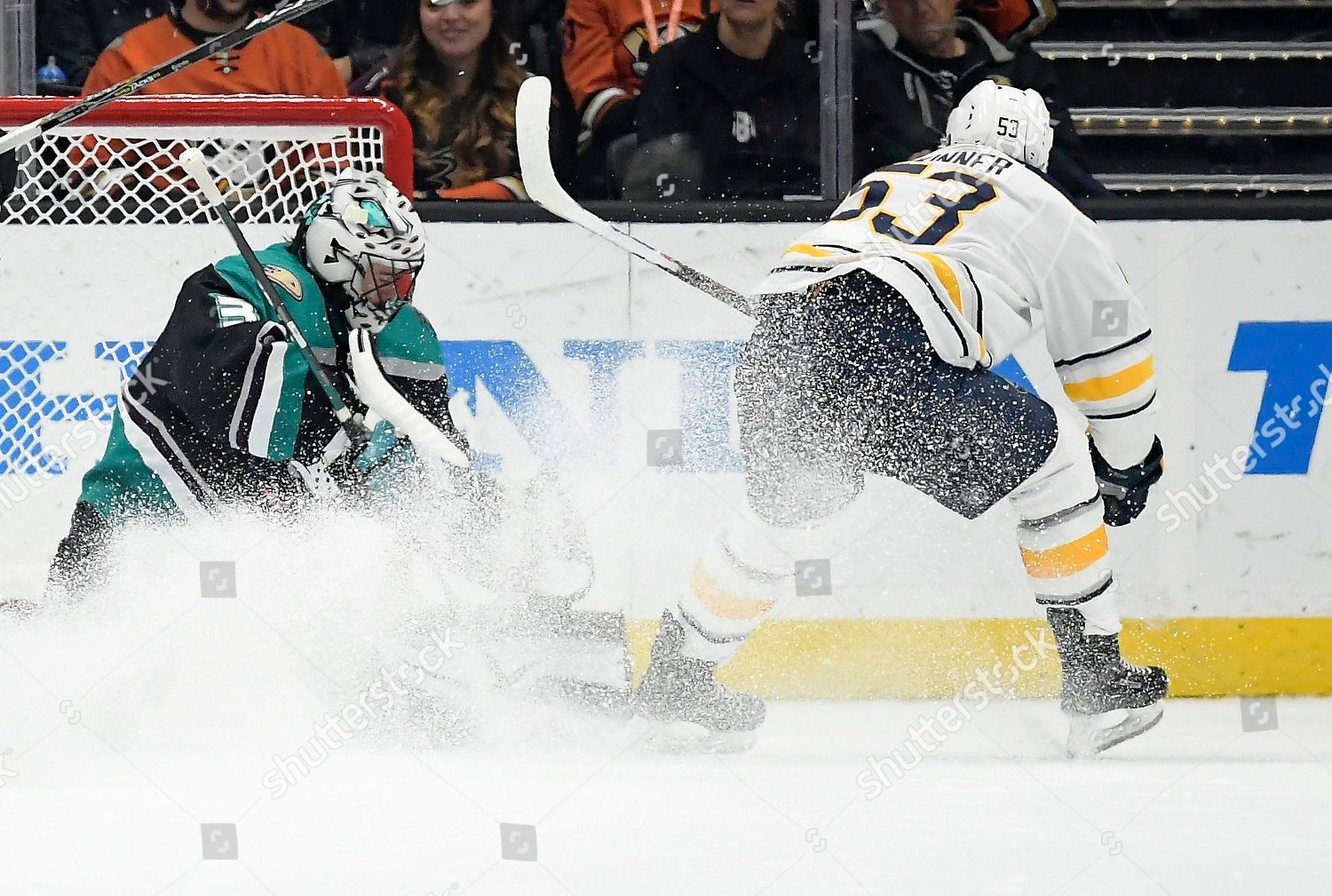 d99fc067a Editorial Stock Photo of Jeff Skinner Ryan Miller Buffalo Sabres ...