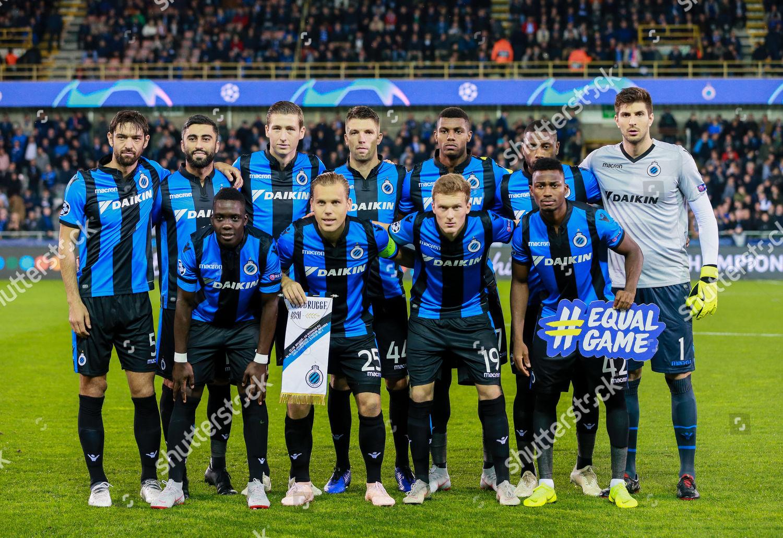 Club Brugge KV Prior UEFA Champions League Editorial Stock Photo Stock Image Shutterstock