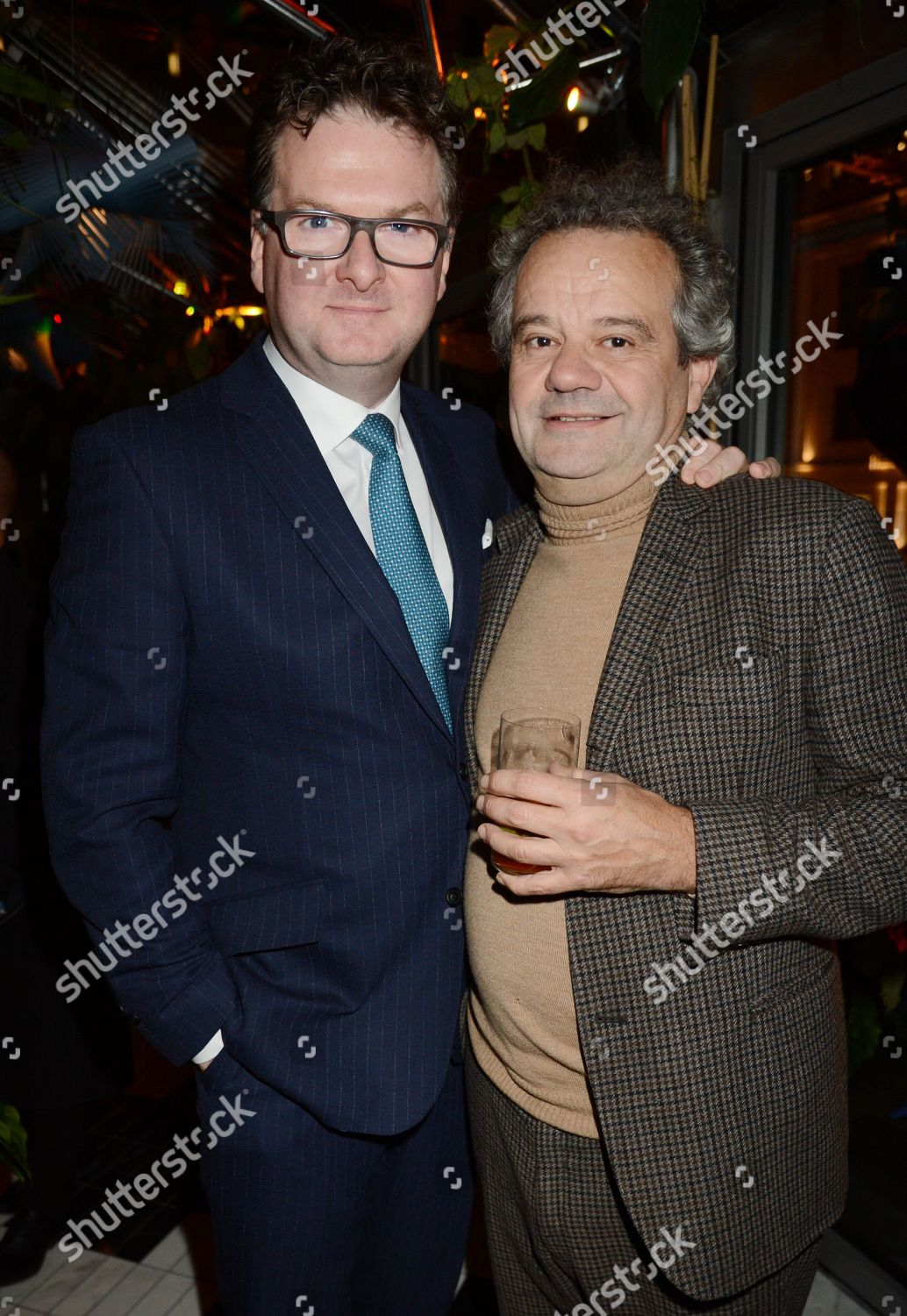 GQ Magazine 30th Anniversary Party Inside London UK Stock Image By Richard Young For Editorial Use Oct 29 2018