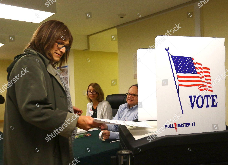 Democratic candidate Vermont Governor Christine Hallquist