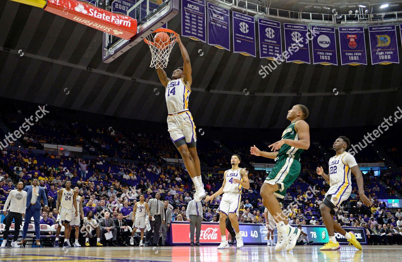 SE Louisiana LSU Basketball Baton Rouge USA