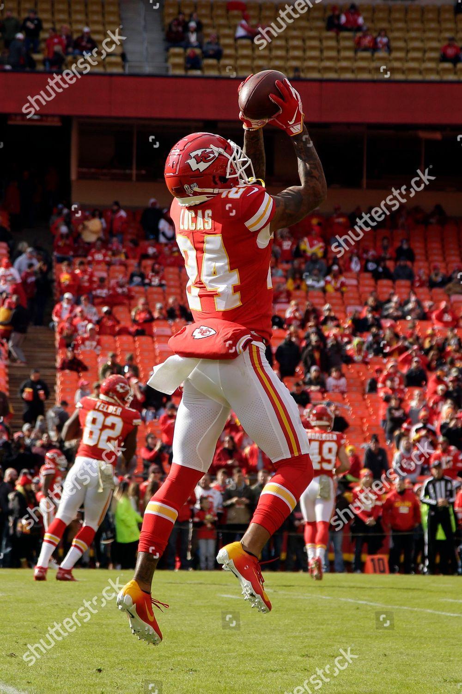 official photos 9bd8c 1ba71 Kansas City Chiefs defensive back Jordan Lucas Editorial ...