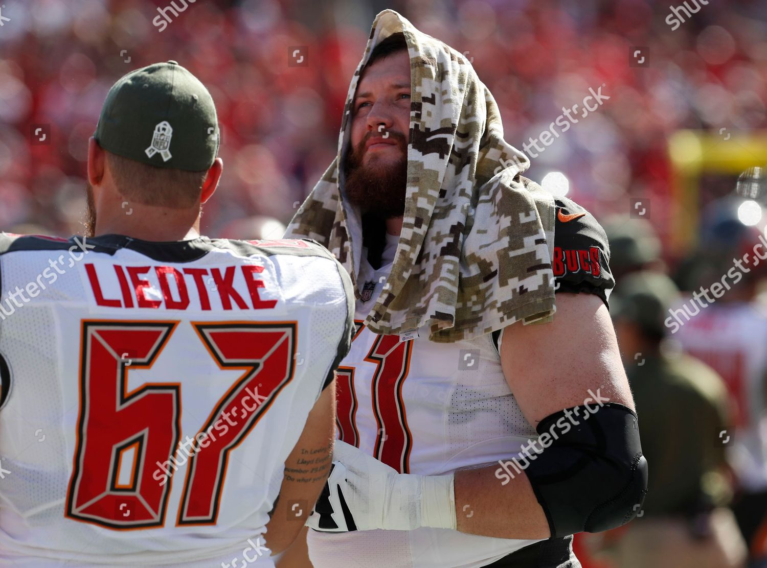 new styles 11665 c9790 Tampa Bay Buccaneers offensive tackle Leonard Wester ...