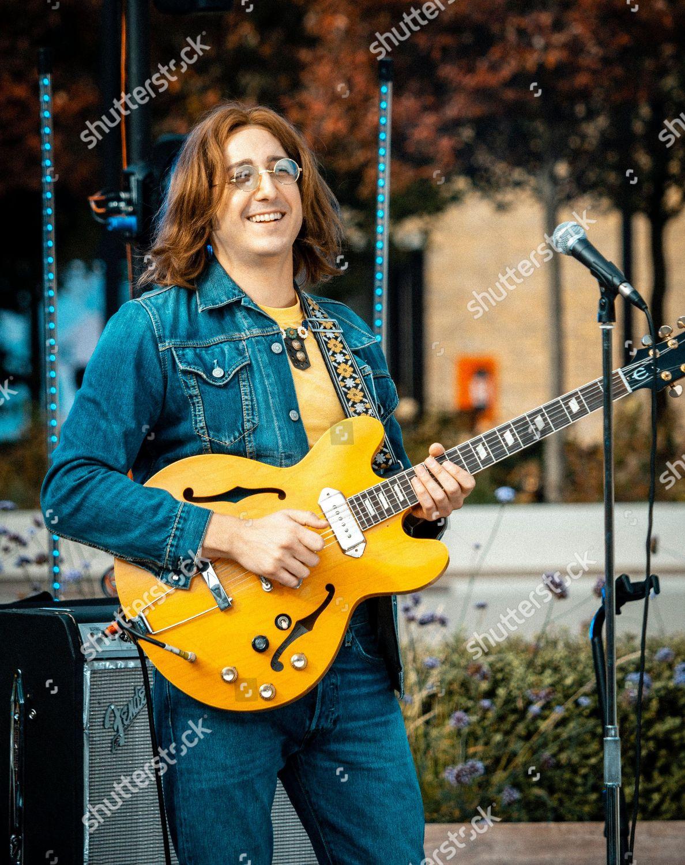 Bootleg Beatles Tyson Kelly John Lennon Editorial Stock Photo