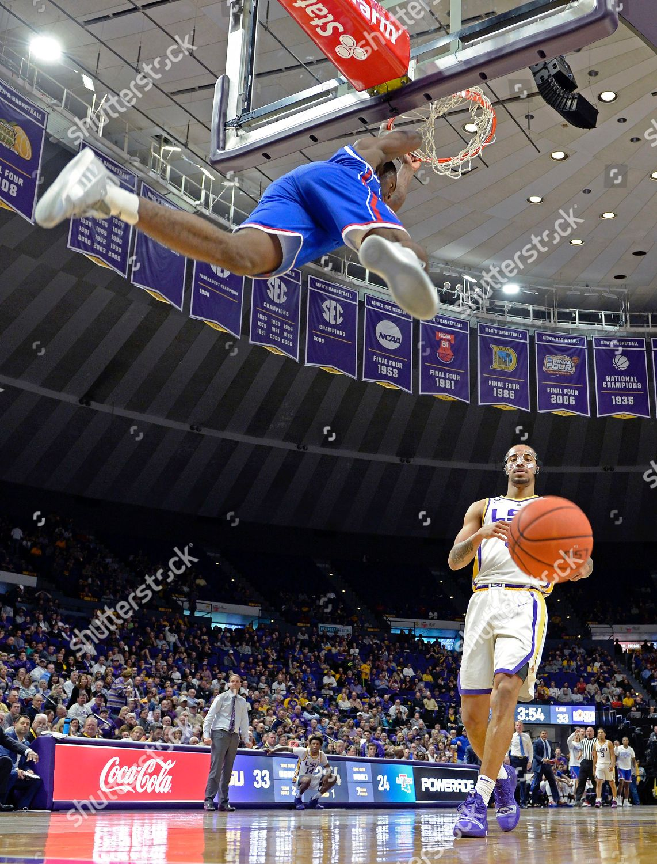 Louisiana Tech LSU Basketball Baton Rouge USA