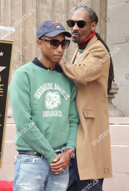 Snoop Dogg Pharrell Williams Editorial Stock Photo - Stock