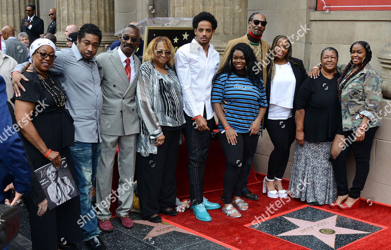 Snoop Dogg family Editorial Stock Photo - Stock Image