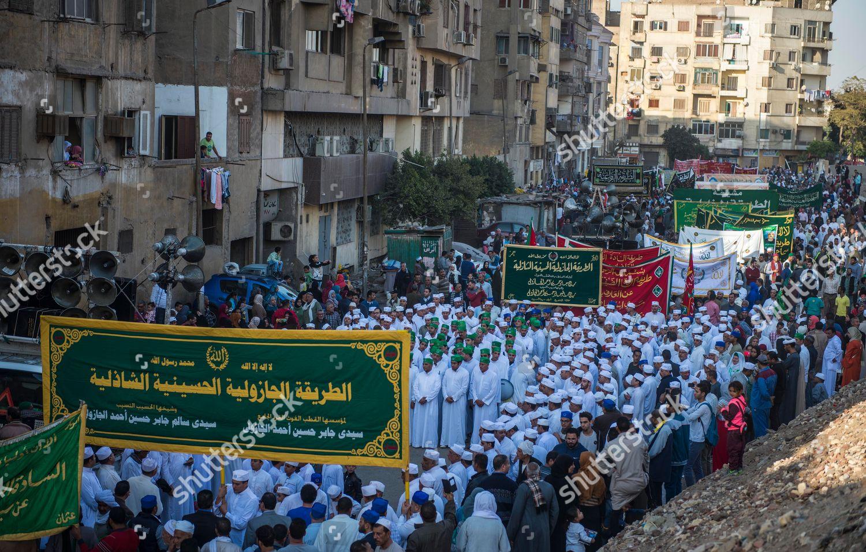 Sufis celebrate Mawlid The birthday Prophet Muhammad